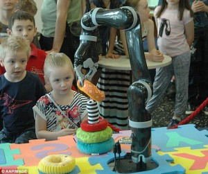 Robots and Kids